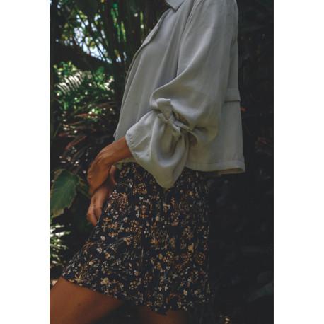 Veste Bangli - patron de couture - pretty patron - pretty mercerie - mercerie en ligne