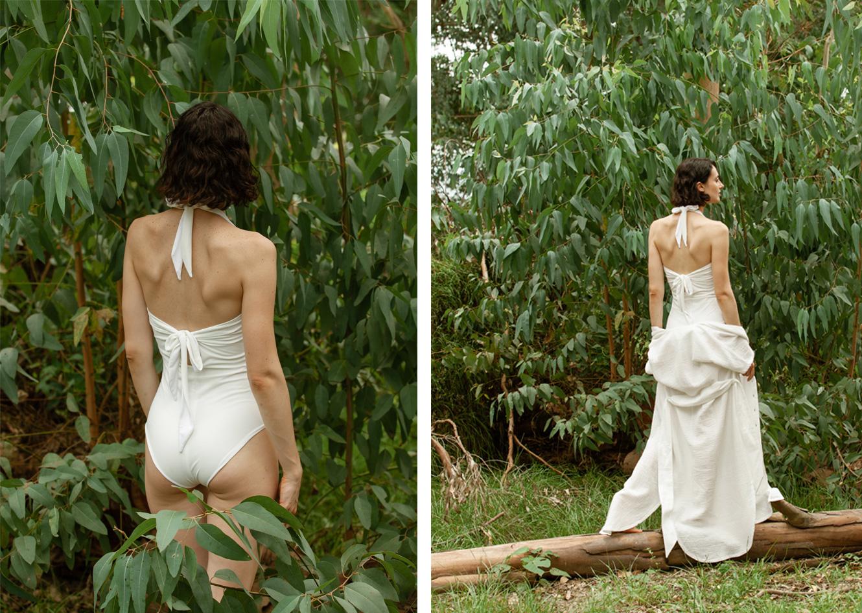 Cirse pretty haberdashery swimsuit sewing pattern