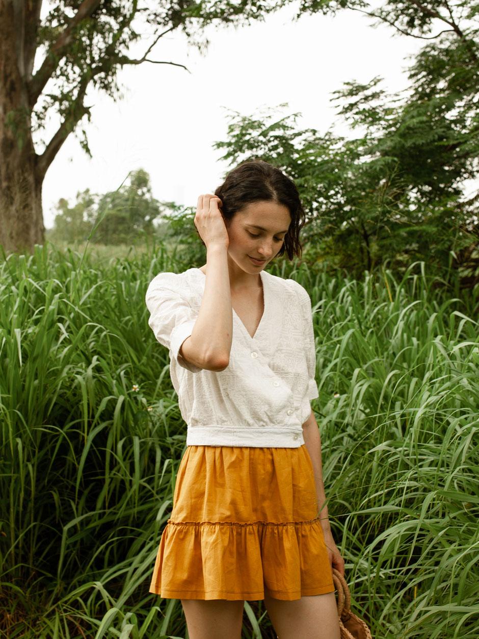 patron de couture jupe belles pretty mercerie