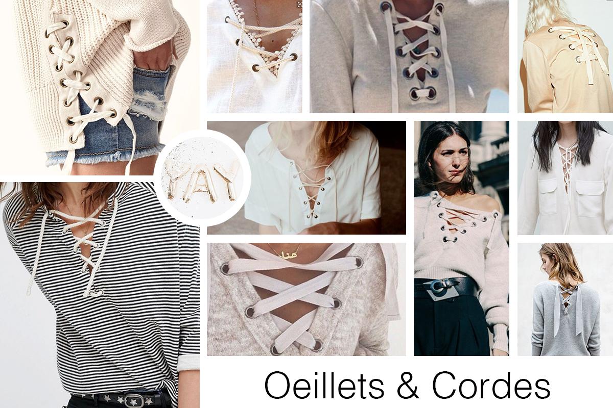 Blog Couture - Tendance œillets - Pretty Blog