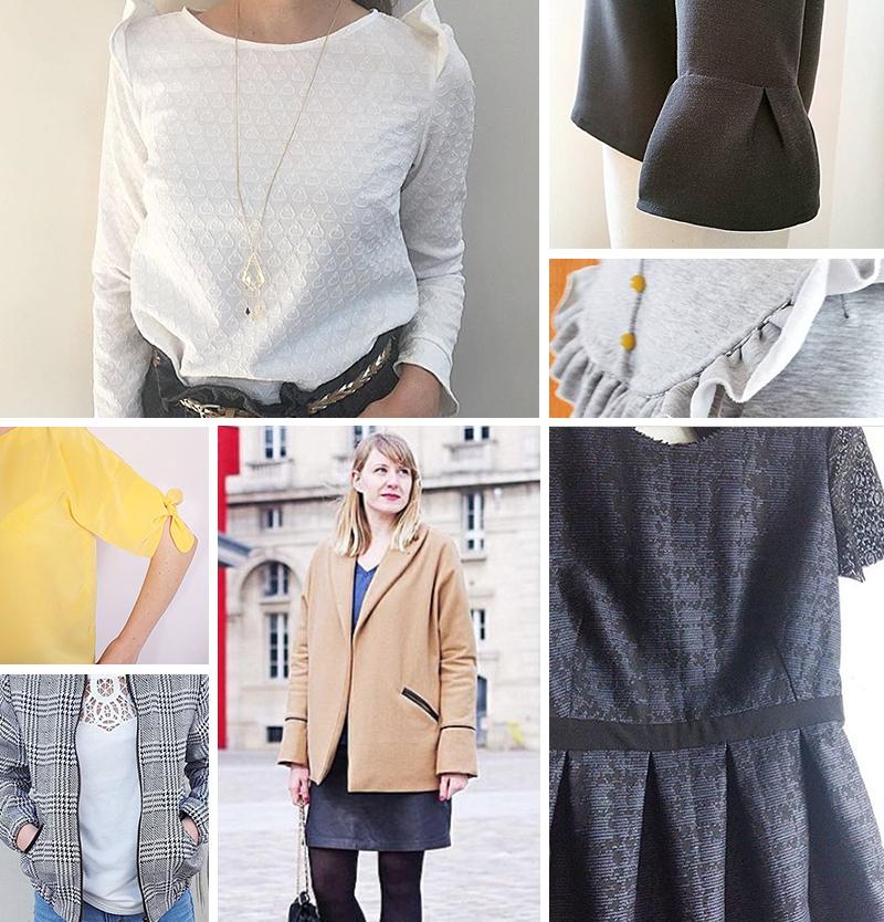 pretty blog - blog couture - pretty mercerie - Tissus en ligne