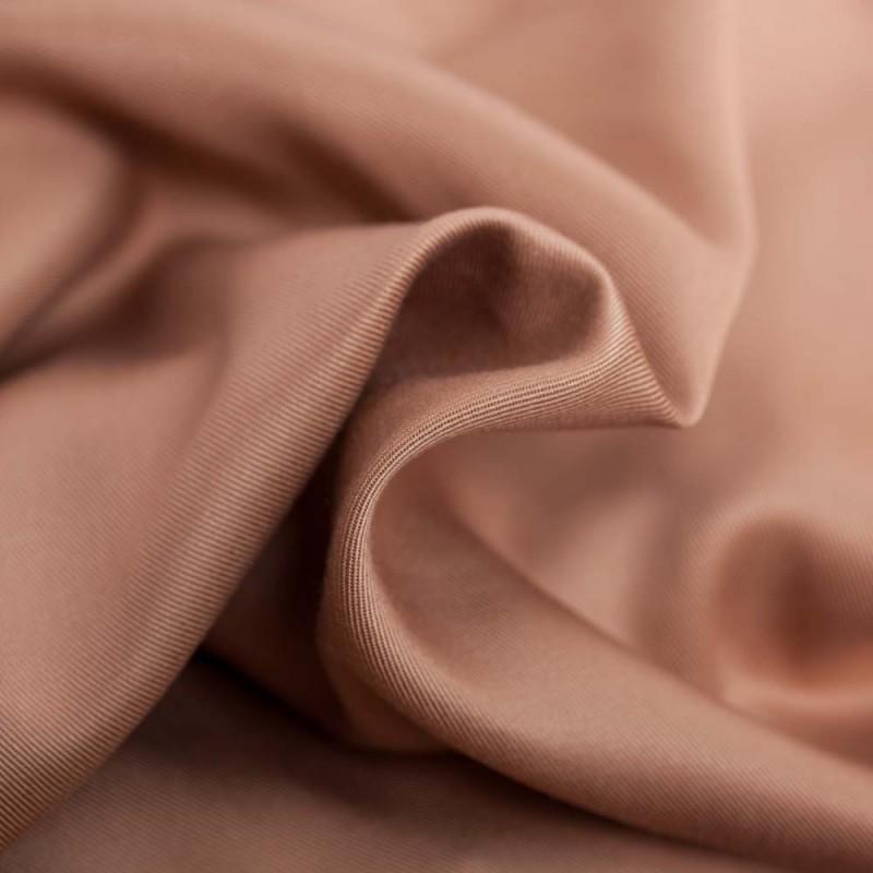 Pretty Blog - Tissu tencel rose liège - Blog couture - Pretty Mercerie