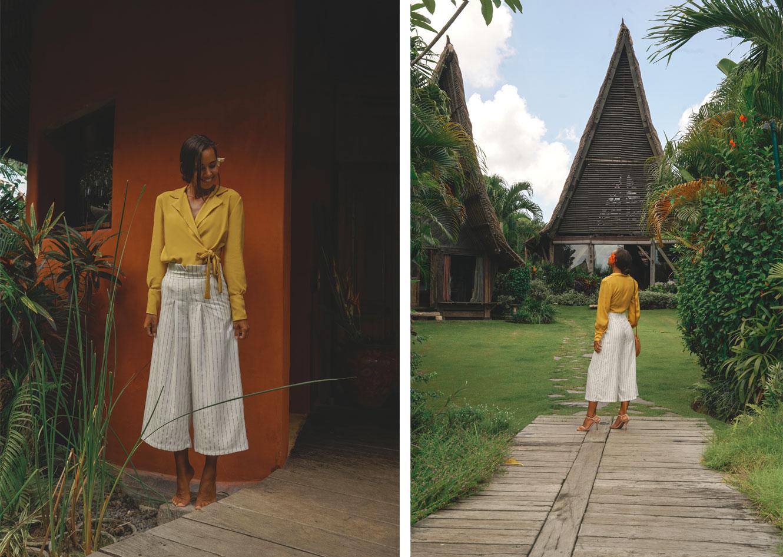 Bonjour à tous, on se retrouve aujourd'hui sur le Pretty Blog pour parler de notre patron jupe-culotte UBUD, de notre collection de patron Bali !